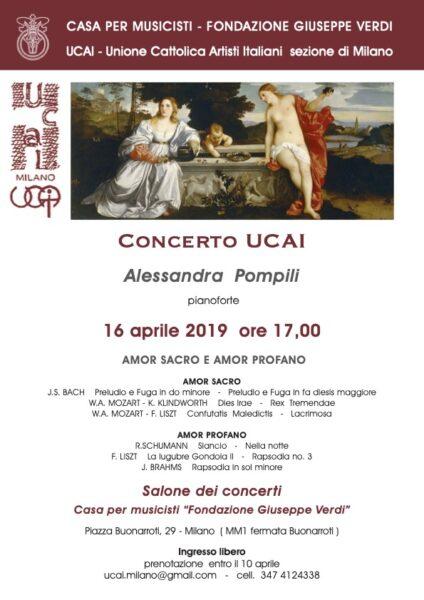 santa pasqua 2019 concerto